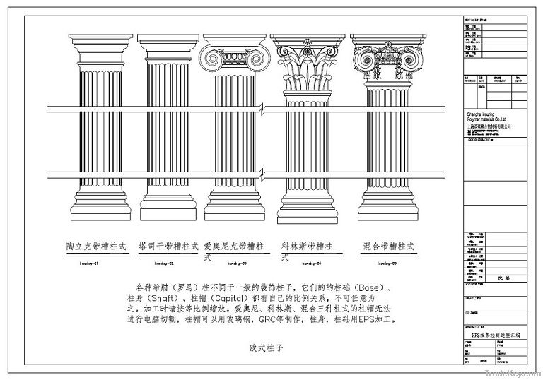 GRC Decoration Lines