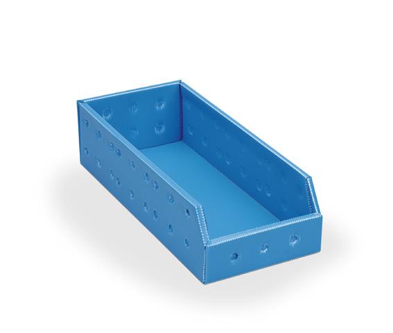 Corrugated Plastic Boxes, Bin Boxes