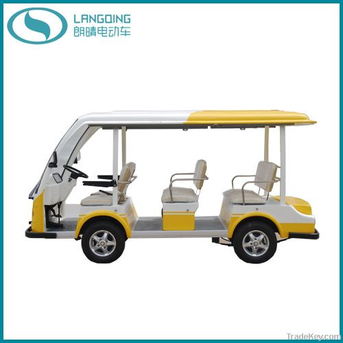 ELectric Sightseeing car Shuttle bus - LQY081A