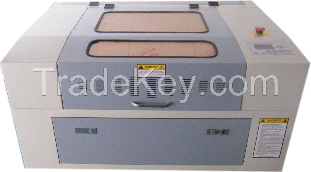 Small Size Desktop Mini Laser Engraving Machine with CE FDA