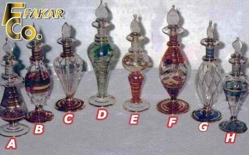 decorative  perfume bottles