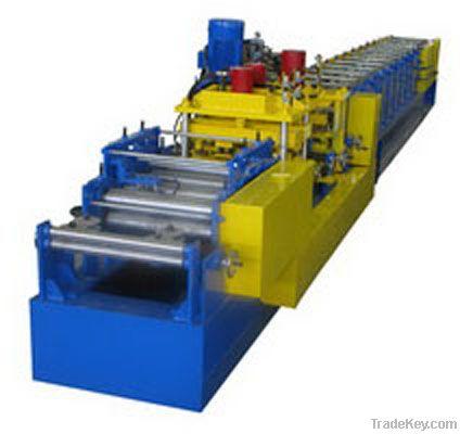C/Z Purline Roll Forming Machine