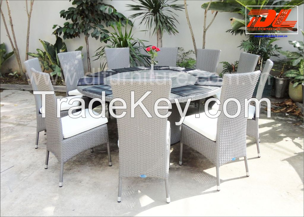 Poly Rattan Furniture