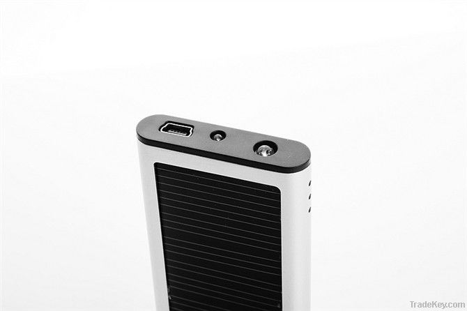 Solar Power Charger For Mobile Phone PDA MP3 MP4