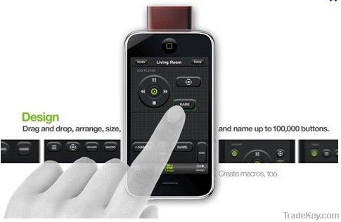 Universal Remote for iPhone/iPad