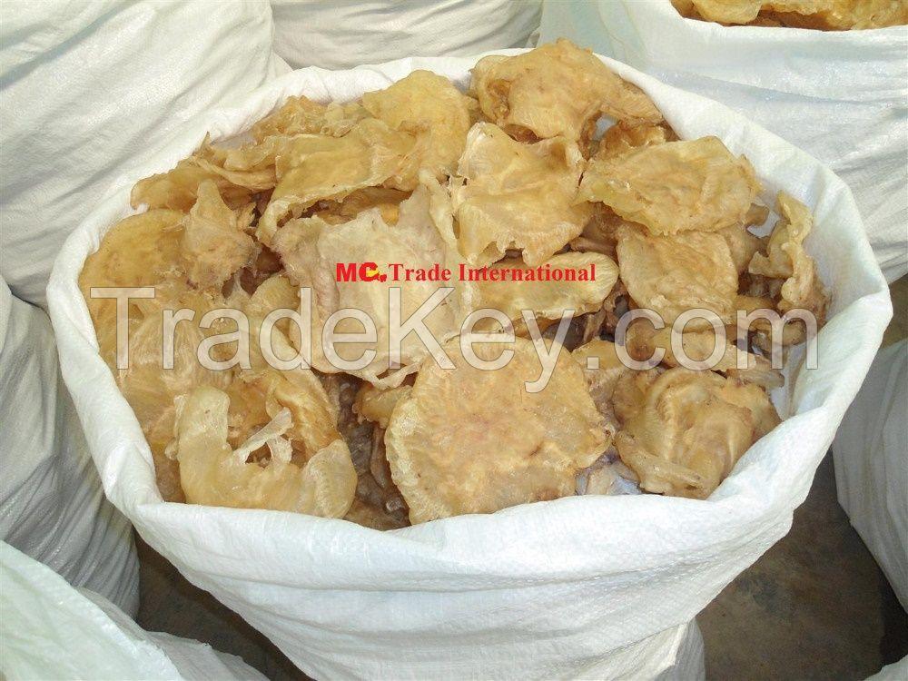 Dried Cat Fish Maw