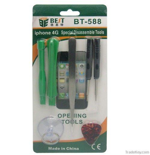 Mobile phone opening tool kit