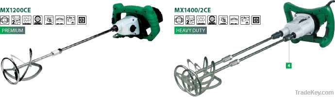 Heavy Duty Plaster Mixer