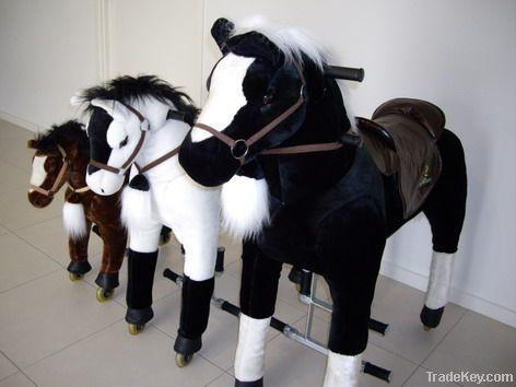 Racing Toy Pony