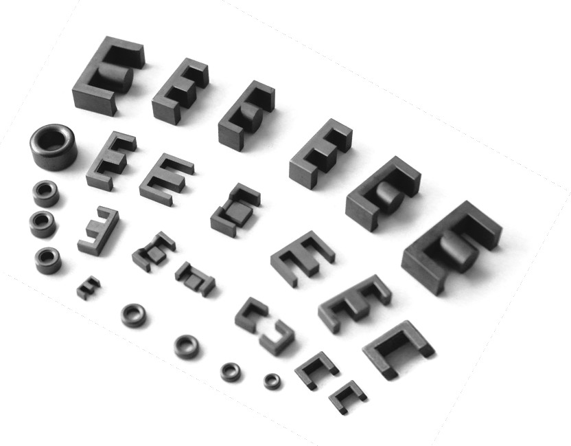 ferrite thesis Ferrite is a ceramic-like material with magnetic properties, which is used in many types of electronic devices ferrite is used in: permanent magnets.