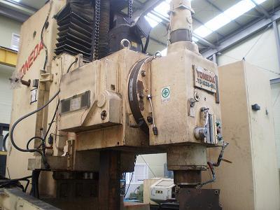 YONEDA 1225-SH CNC MILLING MACHINE