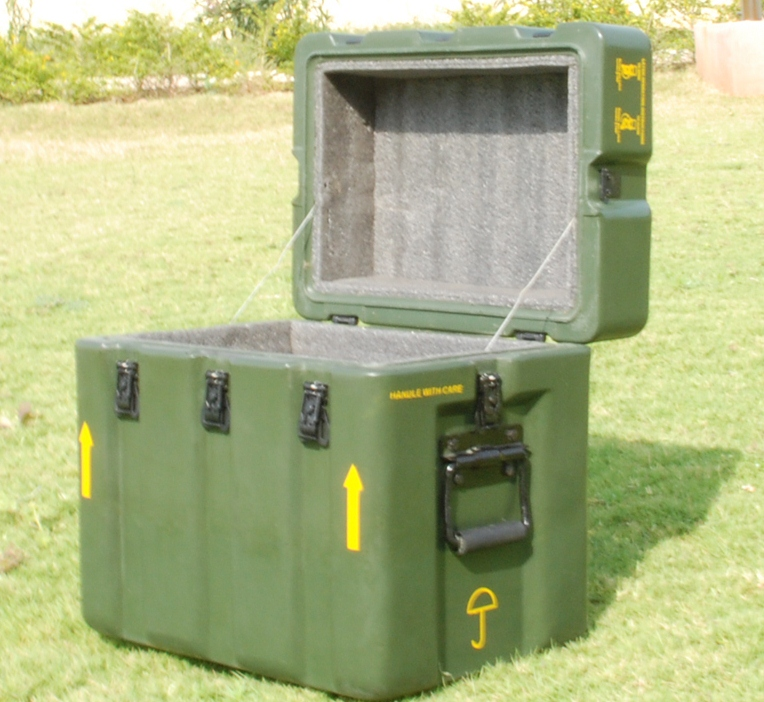 Transit Case, carrying case, packing, milstdcases, container