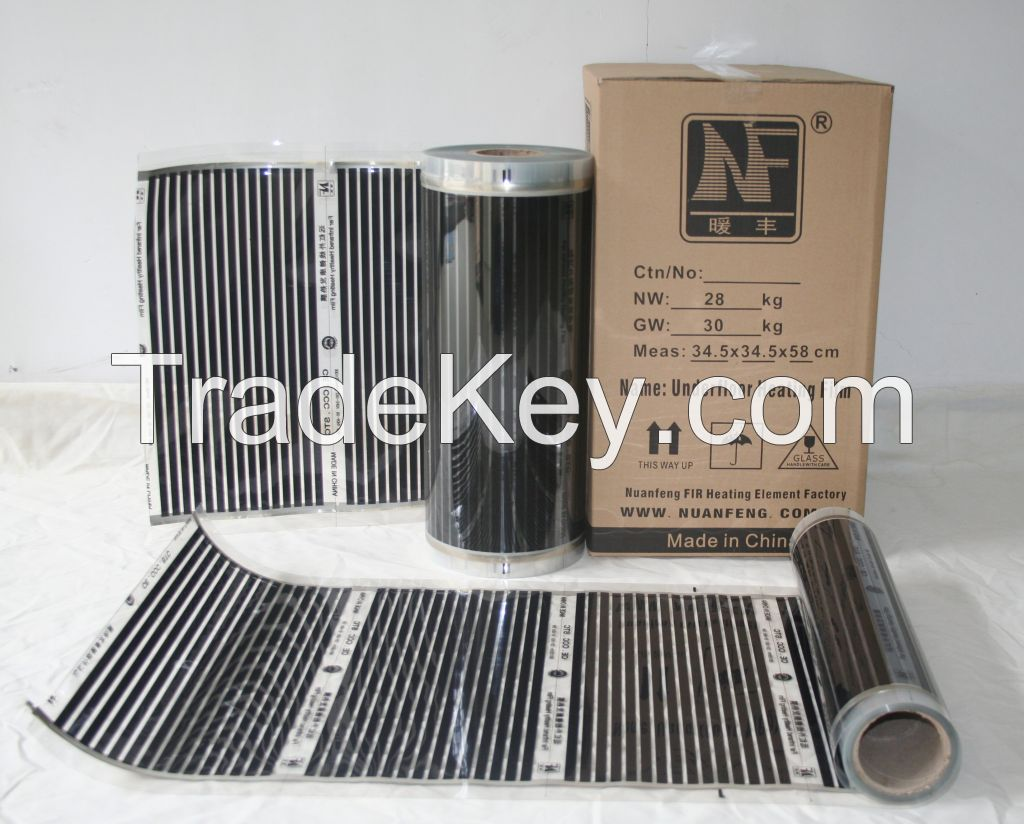 PTC Underfloor Heating Film