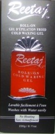 Roll-on Cold waxing Gel
