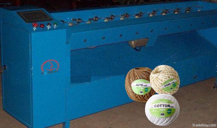 10 heads ball winding machine