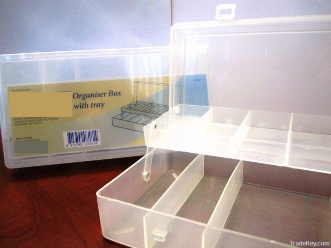 Plastic Organiser Box