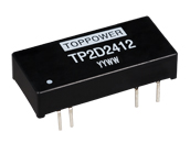 TPV 3kVDC Isolated DC/DC Converters powered converter