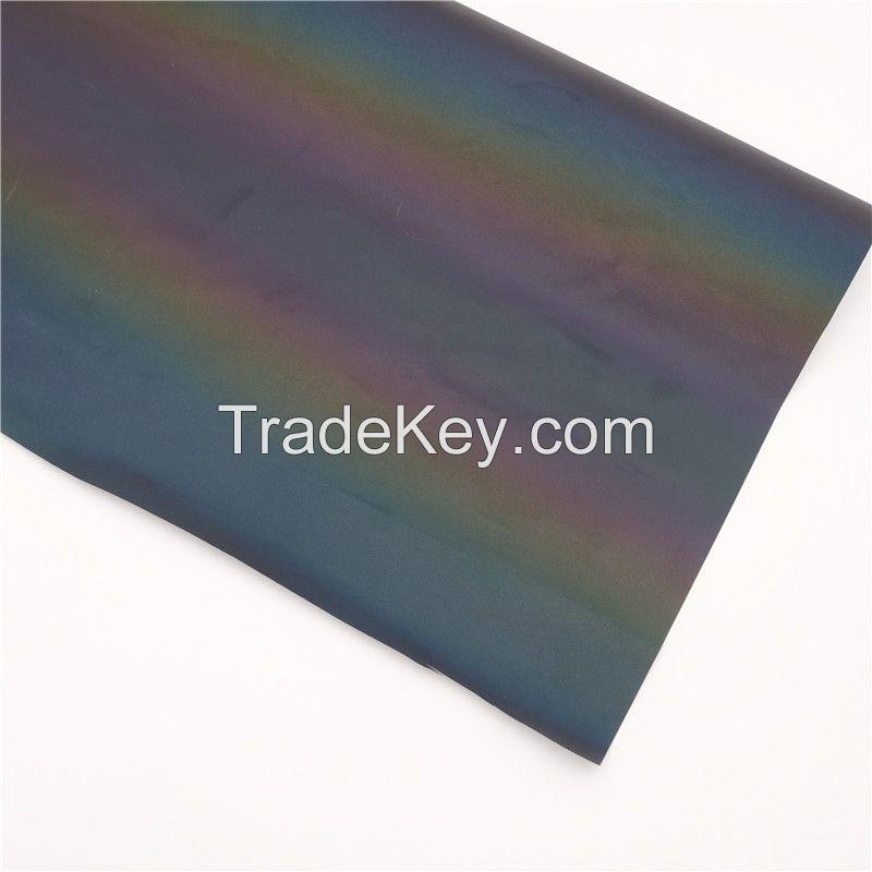 Reflective Rainbow Heat Transfer Vinyl