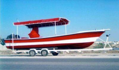 Fishing Boat 27ft