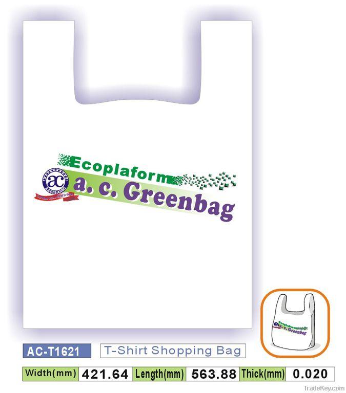 T-Shirt Shopping Bag AC-T1621 OEM