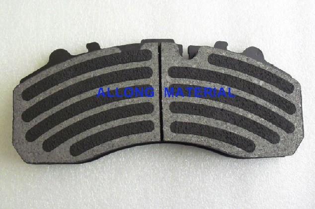 truck brake pads