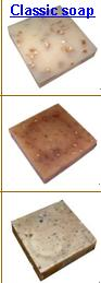 Handmade essence oil soap