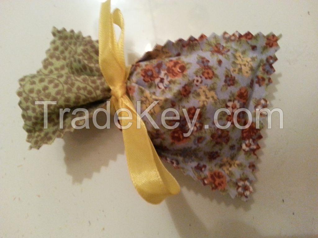 Lavender Sachet, organic,