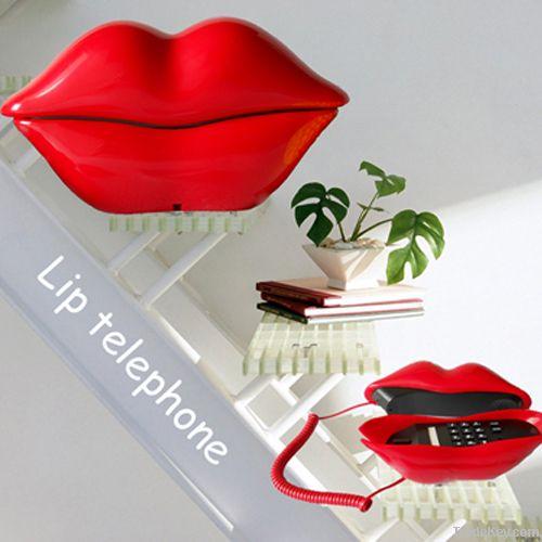 Lips Shaped Telephone