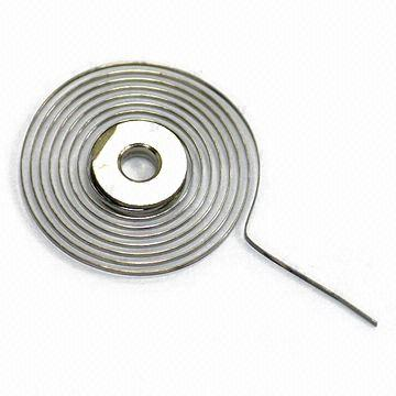 Stainless Stell Hairspring