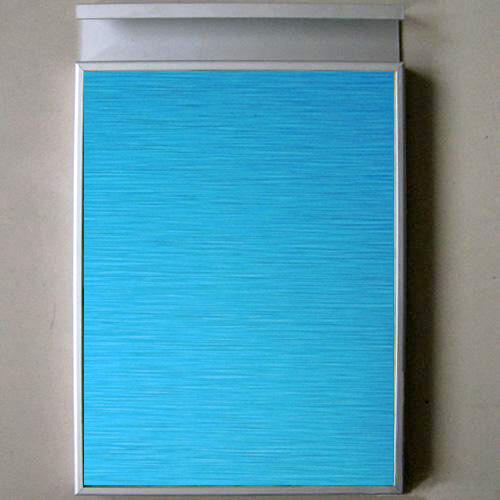 High glossy  metal UV Decorative board for kitchen cabinet doors
