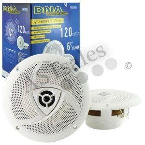 6.5 Inch 2 Way Marine Speaker  sold as a Pair