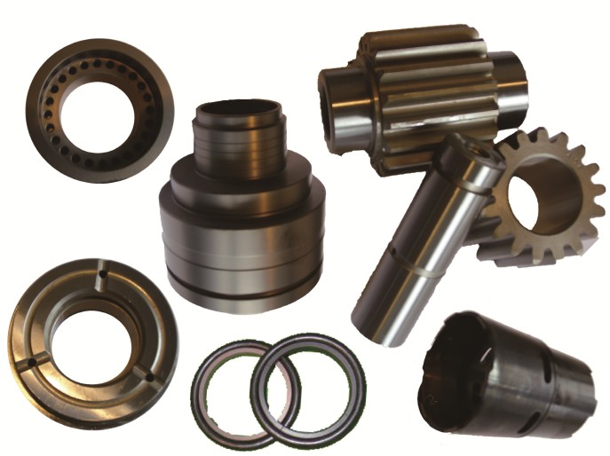 Ingersoll Rand Drifter Spare Parts
