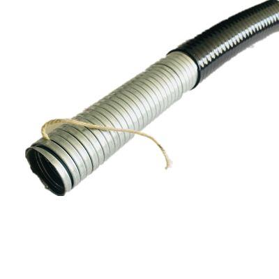 Liquid tight flexible electrical conduit