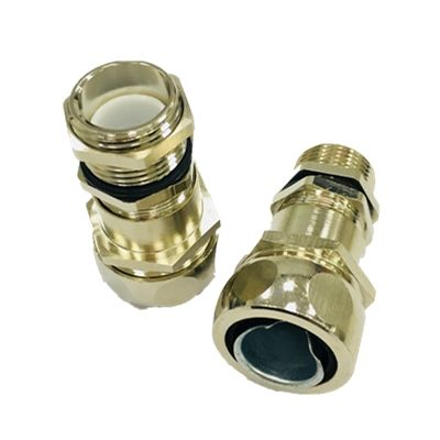 Liquid tight flexible conduit electrical box connector