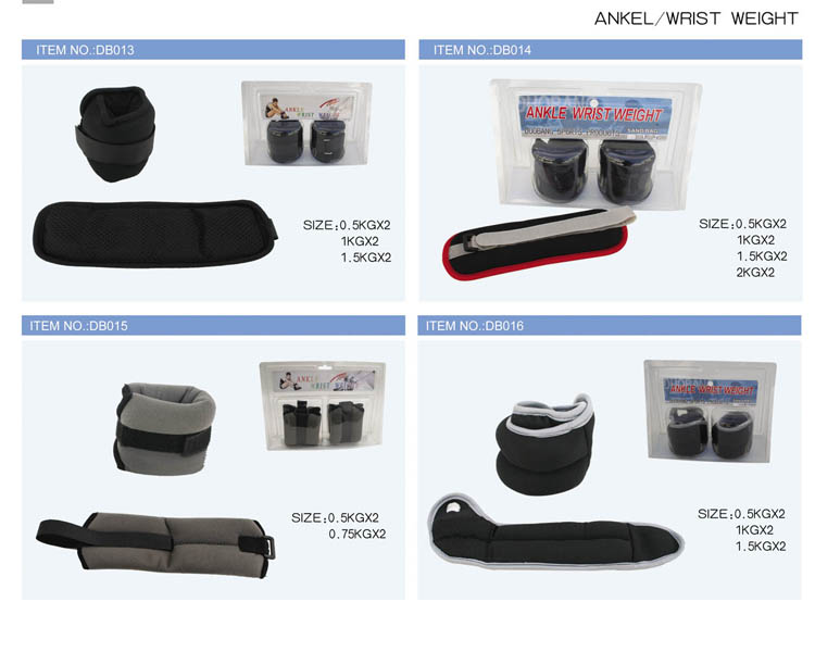 ankle/wrist weight 1