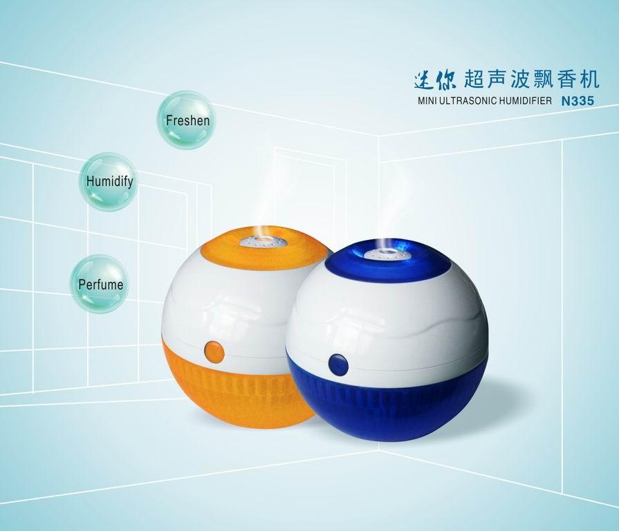 Mini Intelligent Ultrasonic Humidifier