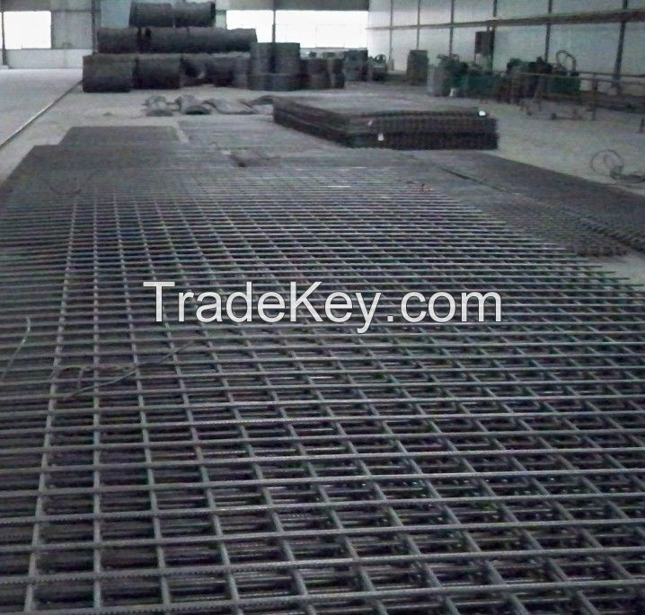 AS/NZS 4671 FTM16300 welded wire mesh for concrete driveways for concrete footings