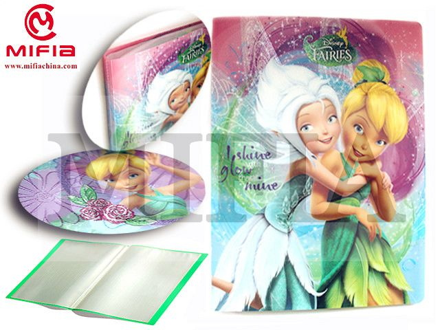 PP DISPLAY BOOKS WITH GLITTER | MIFIA
