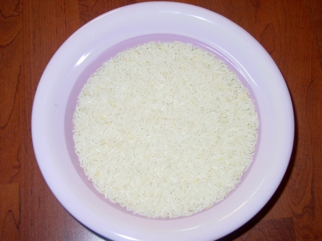 Rice, Jasmine Rice, Sugar, Palm Oil