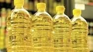 sunflower oil and palm oil