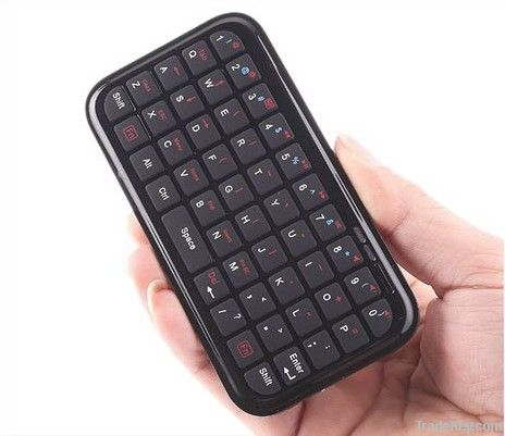 Ultra Slim Mini Bluetooth Keyboard For PC PS3 PDA