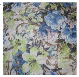 polyester warp printed linings fabric