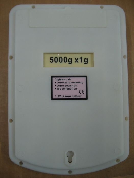 10kg/2g Kitchen equipment, digital kitchen scale, digital scale, weighing
