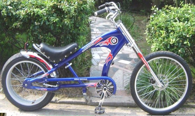 BTS-06  chopper bike
