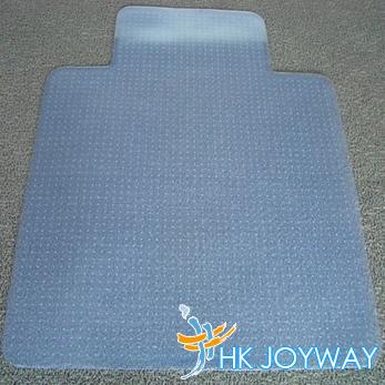 PVC office chair mat