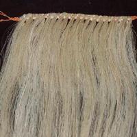 horse hair wefts