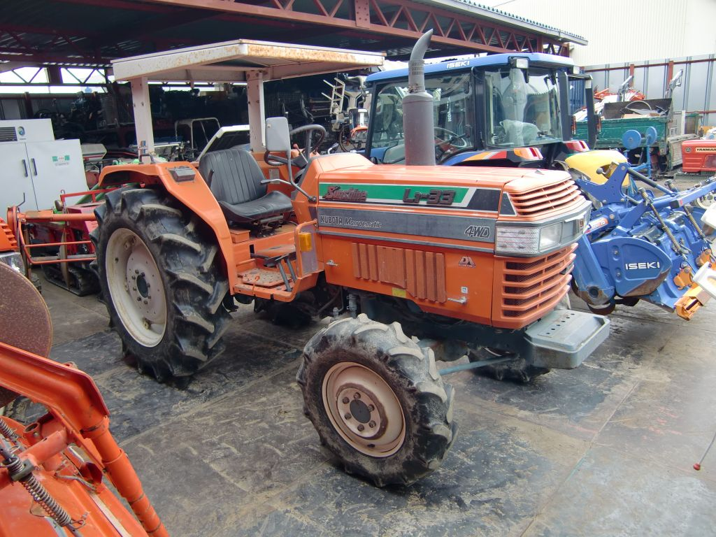 Used Tractors from Japan