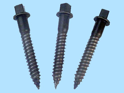 screw spikes