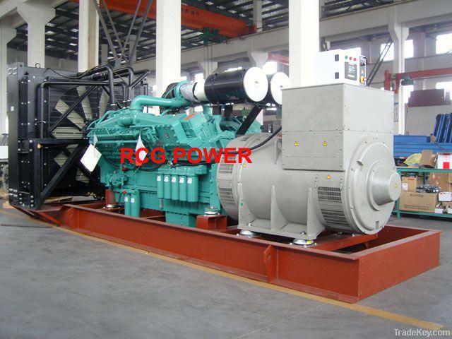 Cummins1500KVA diesel Generator
