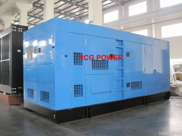 Cummins 500kva diesel Generator